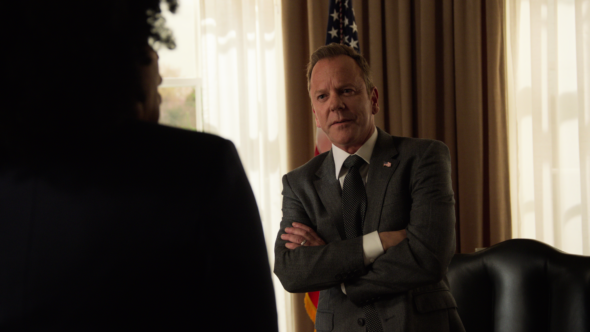 Designated Survivor TV show on Netflix: (canceled or renewed?)