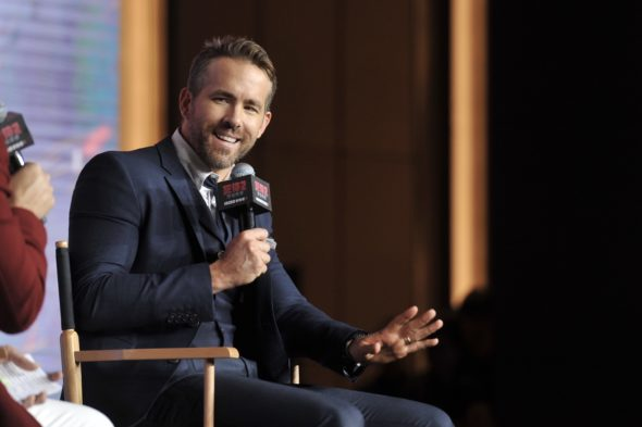 Ryan Reynolds, ep of the Don't TV show on ABC (canceled or renewed?)