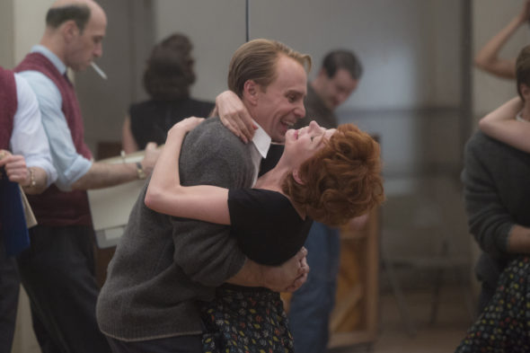 Fosse/Verdon TV Show on FX: season 1 viewer votes (cancel or renew season 2?)