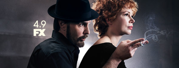 Fosse/Verdon TV Show on FX: season 1 ratings (canceled or renewed?)