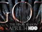 Game of Thrones TV Show on HBO: season 8 ratings (canceled or season 9?)