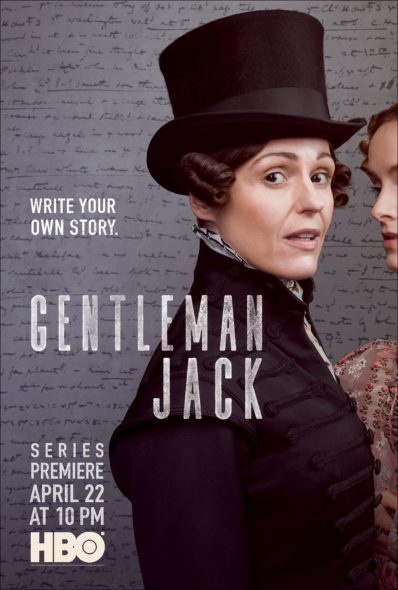 Gentleman Jack TV show on HBO: season 1 viewer votes (cancel or renew season 2?)