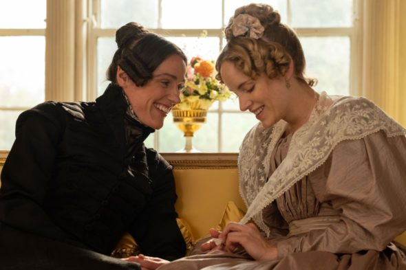 Gentleman Jack TV show on HBO: season 1 ratings (canceled or renewed season 2?)