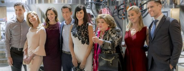 Good Witch TV show on Hallmark channel: season 5 (canceled or renewed?)