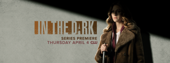 In the Dark TV Show on CW: Ratings (Cancel or Season 2?) - canceled