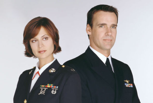 JAG TV show on CBS: (canceled or renewed?)