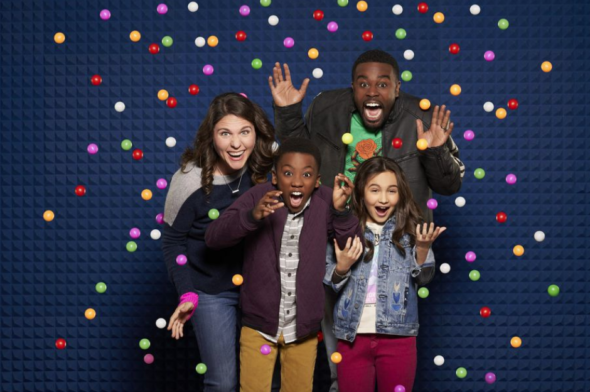 Just Roll with It TV show on Disney Channel: (canceled or renewed?)