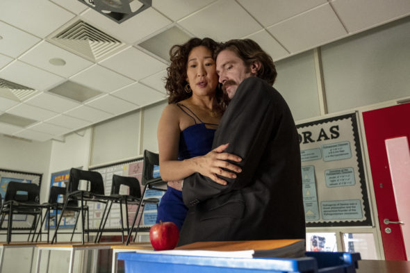 AMC Killing Eve TV Show on BBC America: season 2 viewer votes (cancel or renew season 3?)