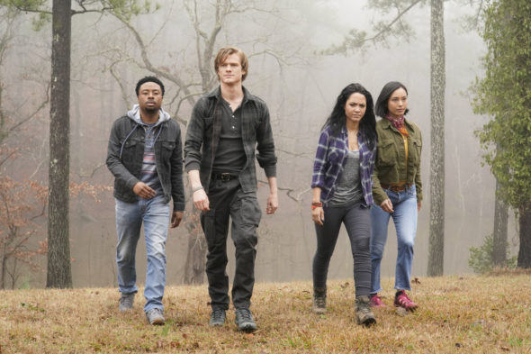 MacGyver TV Show on CBS: canceled or renewed?