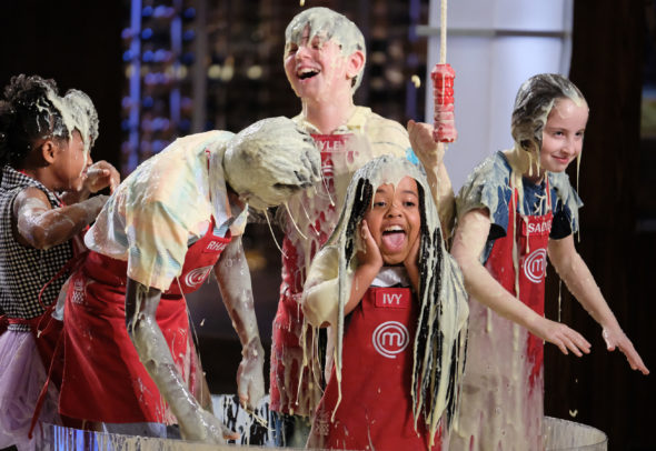 MasterChef Junior TV Show on FOX: canceled or renewed?