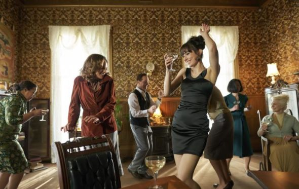 Ms. Fisher's Modern Murder Mysteries TV show on Acorn: (canceled or renewed?)