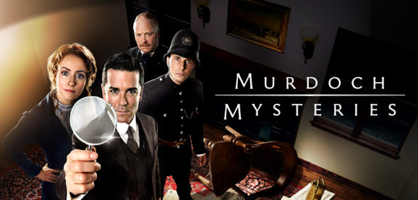 Murdoch Mysteries TV show on Ovation: season 12 viewer votes (cancel or renew season 13?); The Artful Detective