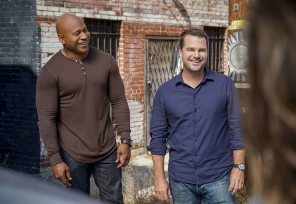 NCIS: Los Angeles TV show on CBS: (canceled or renewed?)