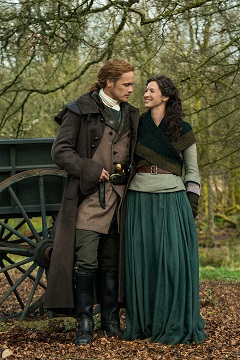 vOutlander TV show on Starz: (canceled or renewed?)