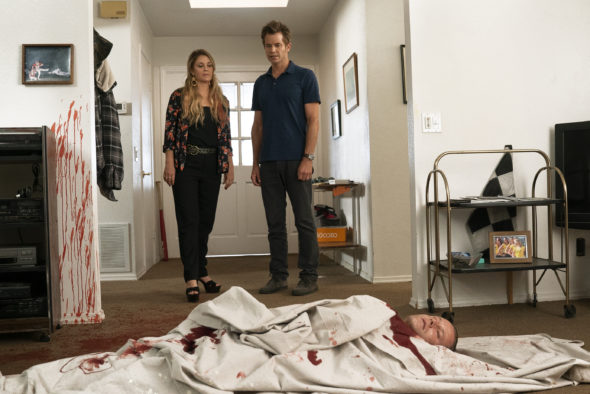 Santa Clarita Diet TV show on Netflix: canceled, no season 4 (cancelled or renewed?)
