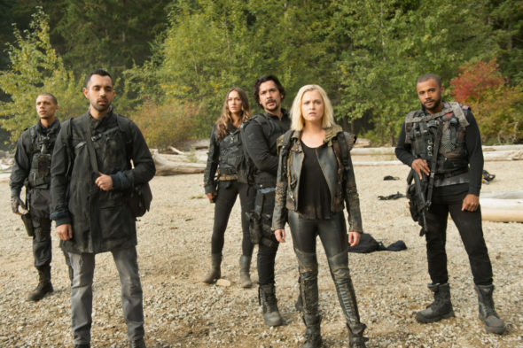 The 100 TV show on The CW: canceled or season 7? (release date); Vulture Watch