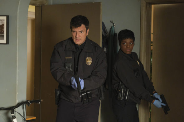 The Rookie TV Show on ABC: canceled or renewed?