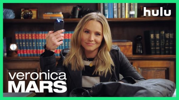 Veronica Mars TV show on Hulu: season 4