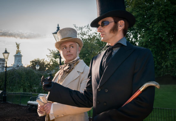 Good Omens TV show on Amazon: canceled or renewed for another season?