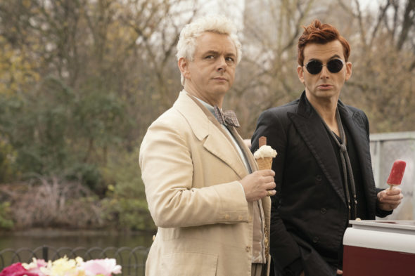 Good Omens TV show on Amazon: canceled or season 2? (renewal); Vulture Watch