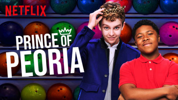 Prince of Peoria TV show on Netflix: season 1 viewer votes (cancel or renew season 2?)