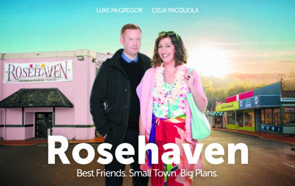 Rosehaven TV show on SundanceTV: season 3 ratings (canceled renewed season 4?)