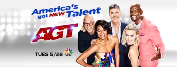 America's Got Talent TV show on NBC: season 14 ratings (canceled or renewed?)