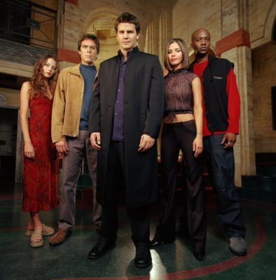 Angel TV show on The WB: (canceled or renewed?)