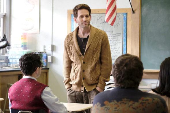 A.P. Bio TV show on NBC: canceled, no season 3