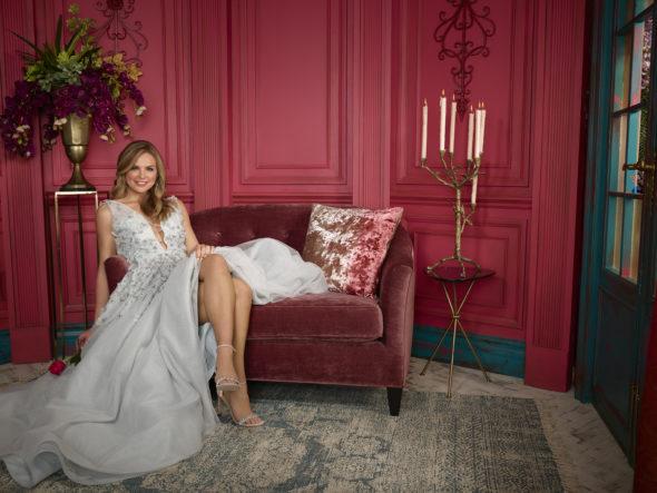 The Bachelorette TV show on ABC: season 15 viewer votes (cancel or renew season 16?)