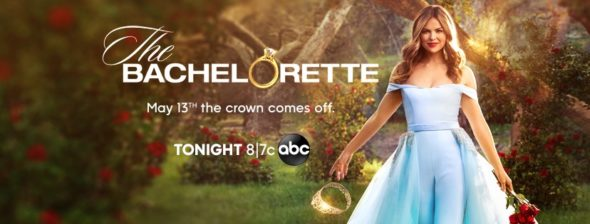 The Bachelorette TV show on ABC: season 15 ratings (canceled or renewed season 16?)