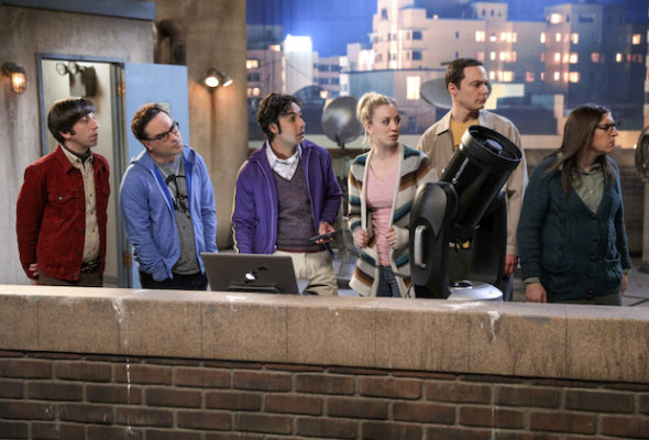 The Big Bang Theory TV show on CBS: (canceled or renewed?)