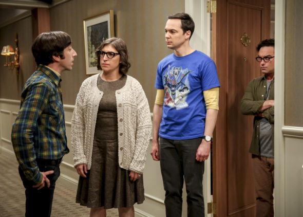 The Big Bang Theory TV Show on CBS: canceled or renewed?