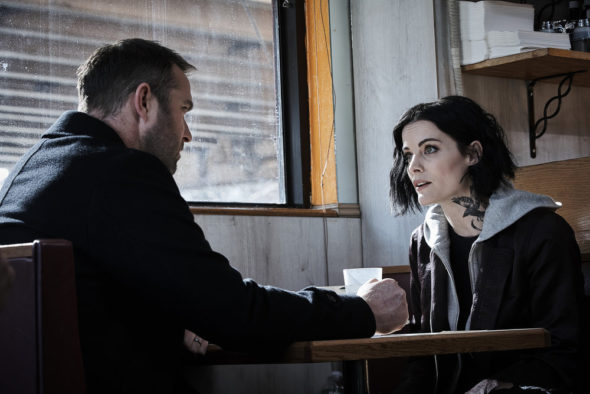 Blindspot TV show on NBC: season 5 renewal