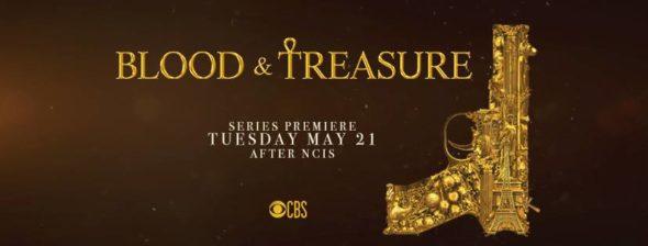 Blood & Treasure TV show on CBS: season 1 ratings (canceled or renewed season 2?)