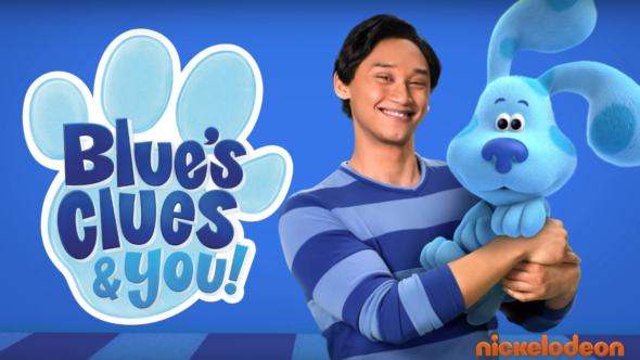 Blue's Clues & You! TV show on Nickelodeon: (canceled or renewed?)