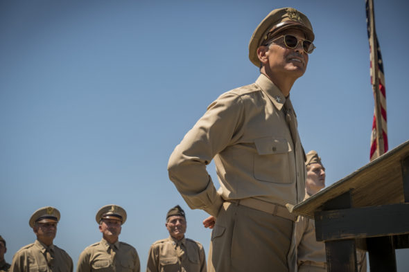 Catch-22 TV show on Hulu: canceled or season 2? (release date); Vulture Watch