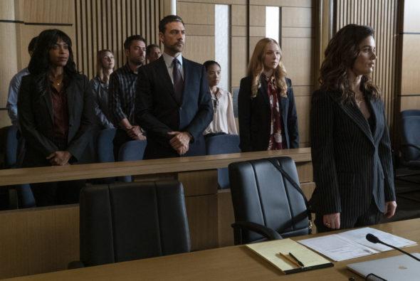 The Fix TV show on ABC: canceled, no season 2