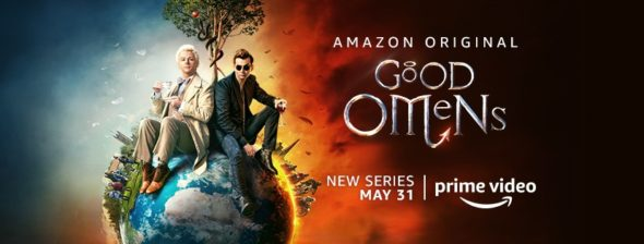 Good Omens TV show on Amazon: season 1 viewer votes (cancel renew season 2?)
