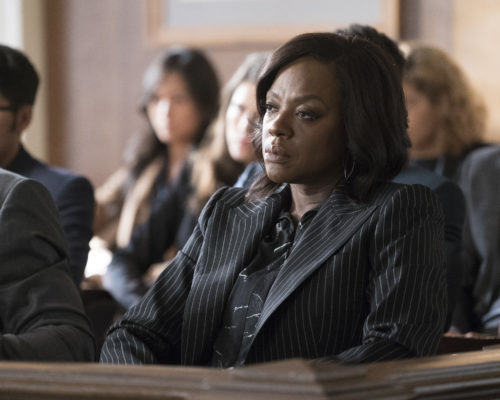 How to Get Away with Murder TV show on ABC: season 6 renewal for 2019-20 season