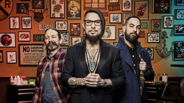 Ink Master TV show on Paramount Network: (canceled or renewed?)