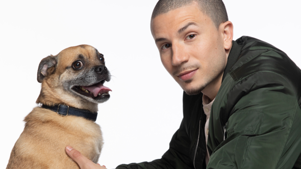 A Man And His Dog >> It S Bruno Netflix Previews Dramedy Series About A Man And His Dog