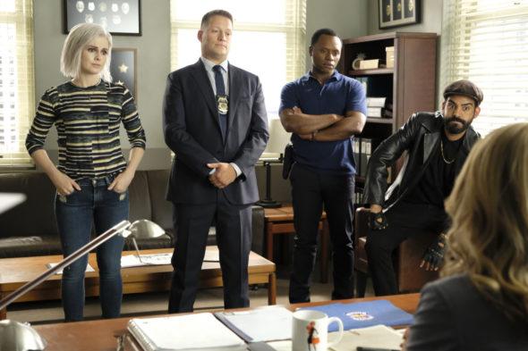 iZombie TV show on The CW: season 5 viewer votes (cancel or renew season 6?)