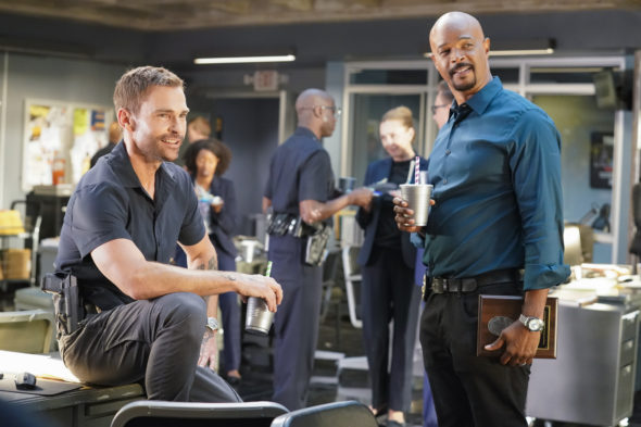 Lethal Weapon TV show on FOX: canceled, no season 3