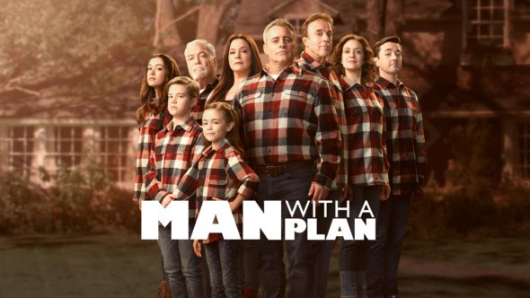 Man with a Plan TV show on CBS: season 4 renewal (canceled or renewed?)