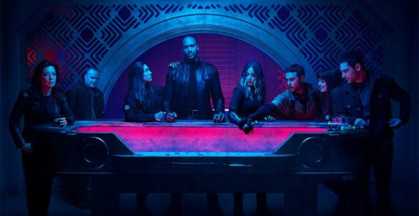 Marvel's Agents of SHIELD TV show on ABC: season 6 viewer votes (cancel or renew season 7?)