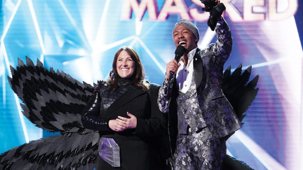 The Masked Singer TV show on FOX: seasons 2 and 3 renewals
