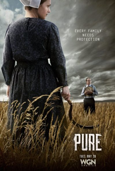 Pure TV show on WGN America: canceled or season 3? (release date); Vulture Watch