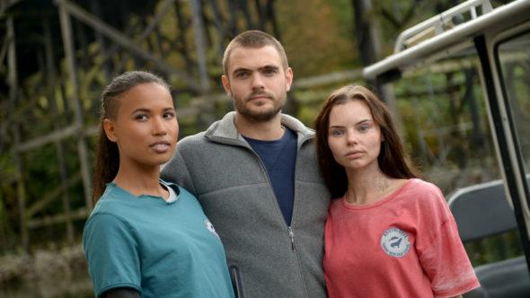Siren TV show on Freeform: season 3 renewal