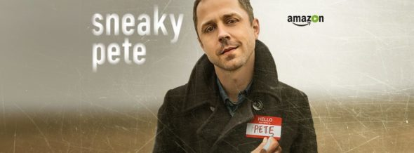 Sneaky Pete TV show on Amazon: canceled or renewed for another season?